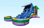 Tropical Wave Waterslide