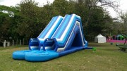 Tube Double Lane Waterslide
