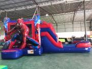 Mega Spiderman Bouncer Birthday Party