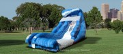 Wild Wave Splash Waterslide